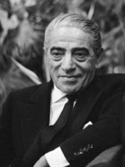 Photo of Aristotle Onassis