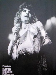 Photo of David Byron