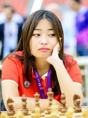 Photo of Ju Wenjun