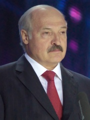 Photo of Alexander Lukashenko
