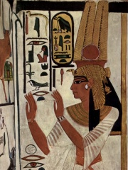 Photo of Nefertari