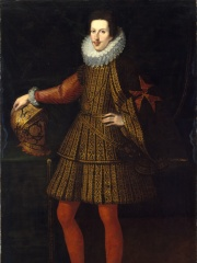 Photo of Cosimo II de' Medici, Grand Duke of Tuscany