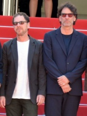 Photo of Coen brothers