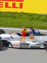 Photo of Jacques Villeneuve