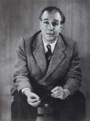 Photo of Jorge Luis Borges