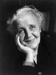 Photo of Melanie Klein