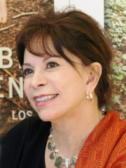 Photo of Isabel Allende