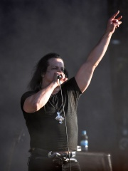 Photo of Glenn Danzig