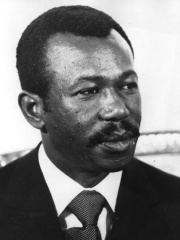 Photo of Mengistu Haile Mariam