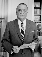 Photo of J. Edgar Hoover