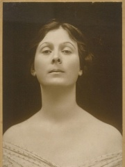 Photo of Isadora Duncan