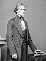 Photo of Jefferson Davis