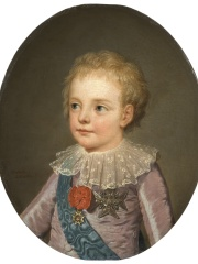 Photo of Louis Joseph, Dauphin of France