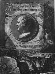 Photo of Giovanni Battista Piranesi