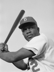 Photo of Jackie Robinson