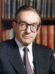 Photo of Alan Greenspan