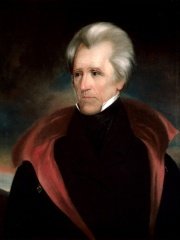 Photo of Andrew Jackson