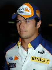 Photo of Nelson Piquet Jr.