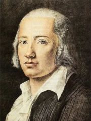 Photo of Friedrich Hölderlin