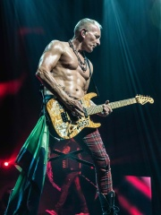 Photo of Phil Collen