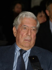 Photo of Mario Vargas Llosa