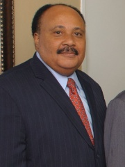 Photo of Martin Luther King III