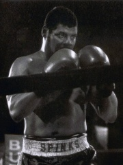 Photo of Leon Spinks