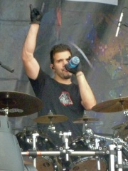 Photo of Charlie Benante