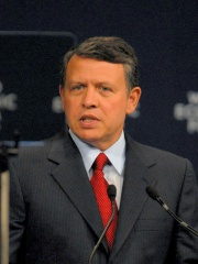 Photo of Abdullah II of Jordan