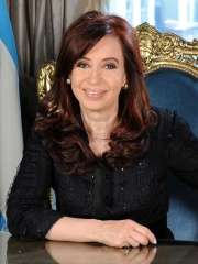 Photo of Cristina Fernández de Kirchner
