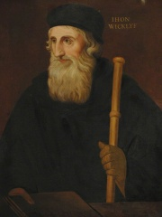 Photo of John Wycliffe