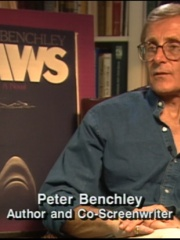 Photo of Peter Benchley