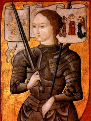 Photo of Joan of Arc
