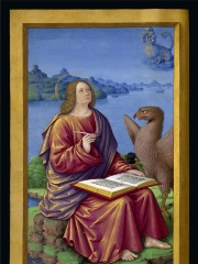 Photo of John the Evangelist