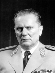 Photo of Josip Broz Tito