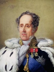 Photo of François-René de Chateaubriand
