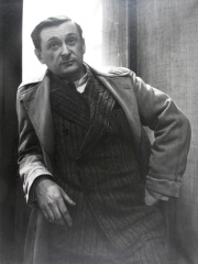 Photo of Jacques Lipchitz