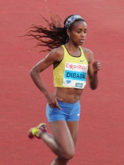 Photo of Genzebe Dibaba