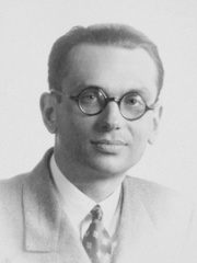 Photo of Kurt Gödel