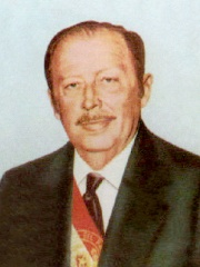 Photo of Alfredo Stroessner
