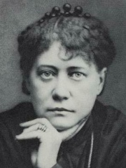 Photo of Helena Blavatsky