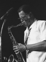 Photo of Dexter Gordon