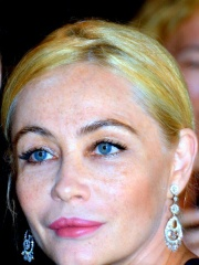 Photo of Emmanuelle Béart