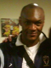 Photo of Marcus Gayle