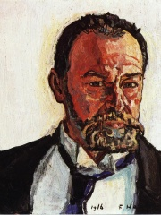 Photo of Ferdinand Hodler