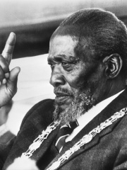 Photo of Jomo Kenyatta