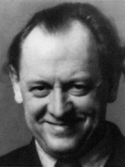 Photo of Kurt Schwitters