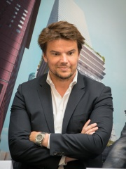 Photo of Bjarke Ingels