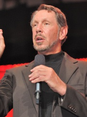 Photo of Larry Ellison