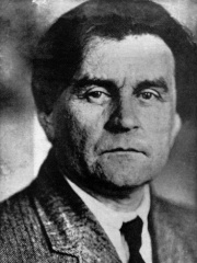 Photo of Kazimir Malevich